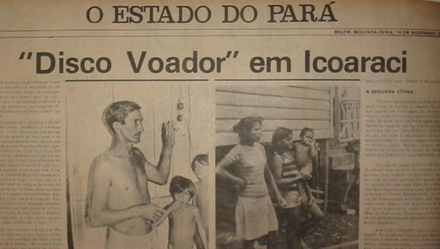 A maior operação militar brasileira para investigar discos voadores 01