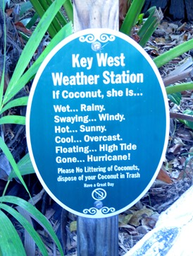 Key West Weather Station