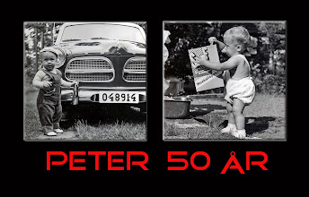 text 50 år Album Archive   Peter 50 år Wide text 50 år