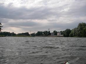 Photo: Za chwilę śluza Opole