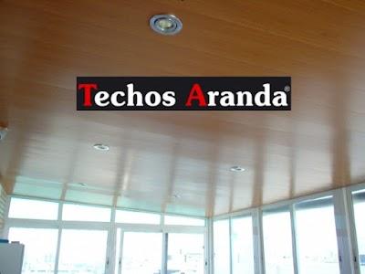 Oferta de techos baños Madrid