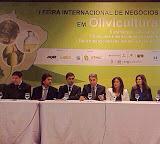 Dia 2 de setembro de 2014, na PUC, da abertura da II° Jornada Internacional da Olivicultura.