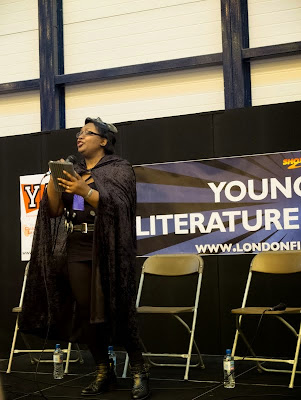 Malorie Blackman at London YA Lit Con (YALC)
