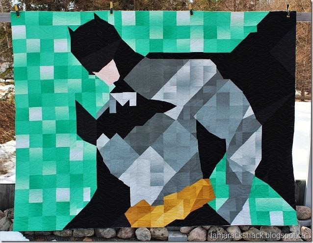 Tamarack Shack: Batman! : batman quilt pattern - Adamdwight.com