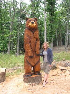9 foot bear