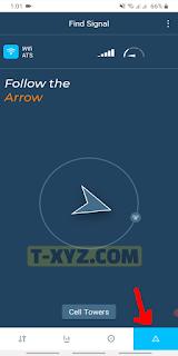 طريقة اختبار قوة شبكة المحمول واقرب شبكة محمول لك - واماكن شبكة المحمول - Opensignal