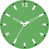 Watch Face Light Green
