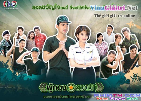 Xem Phim Đại Úy! Tình Yêu Của Anh! - Phu Kong Yod Rak - phimtm.com - Ảnh 1