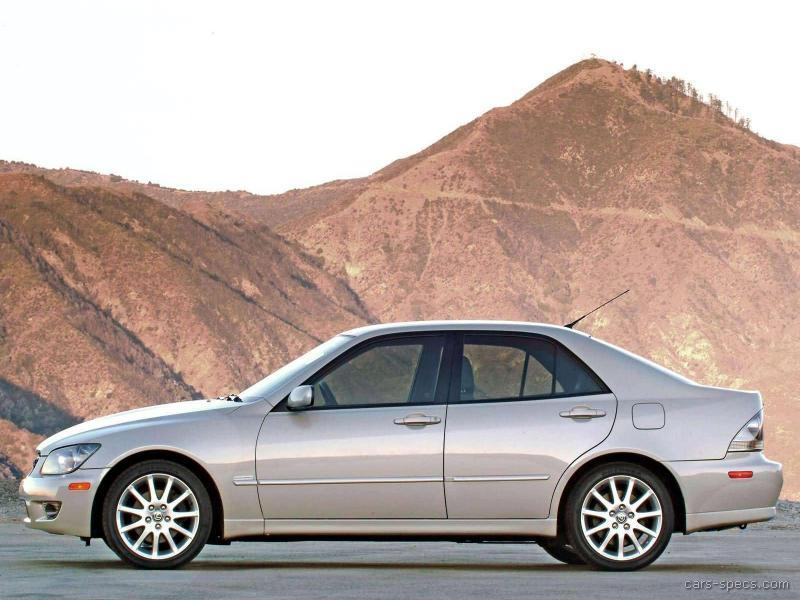 2002 lexus is 300 sedan specifications pictures prices. Black Bedroom Furniture Sets. Home Design Ideas