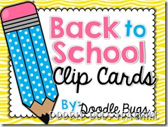 backtoschoolclipcards