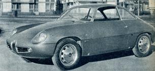 Lancia Appia Zagato