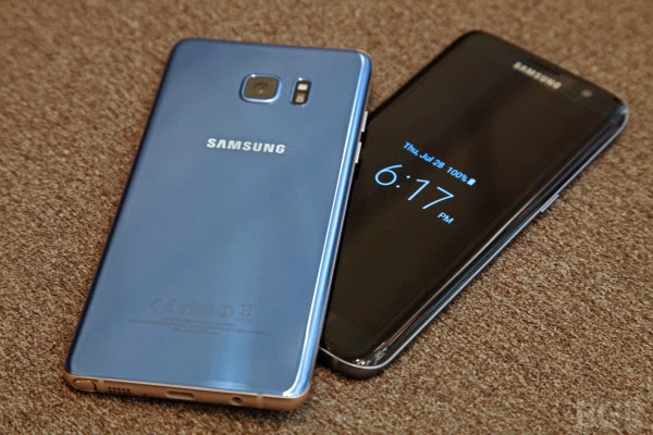 Official Specs and Price of Samsung Galaxy Note 7