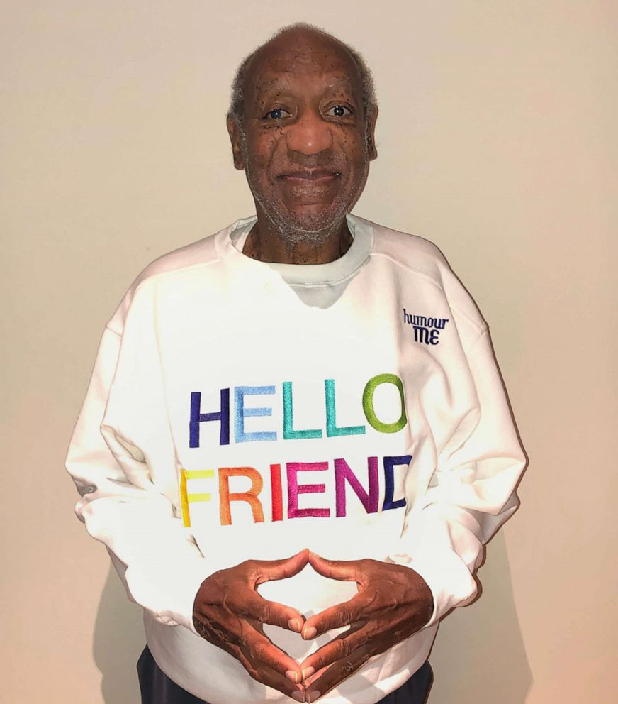 Bill Cosby celebrates 84th birthday as a free man, sends message to his supporters