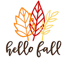 Echo Park Hello Fall SVG