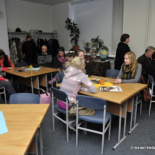 Misjonikohvik Tallinna Kaarli koguduse majas