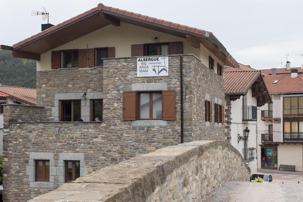 Albergue Río Arga Ibaia, Zubiri, Navarra :: Albergues del Camino de Santiago