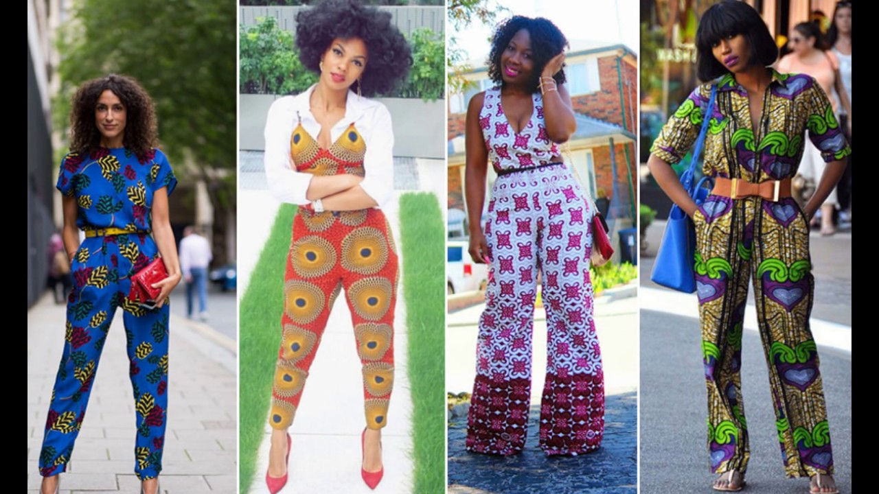 Fashion Trends Dress For The Modern Women In Africa 1