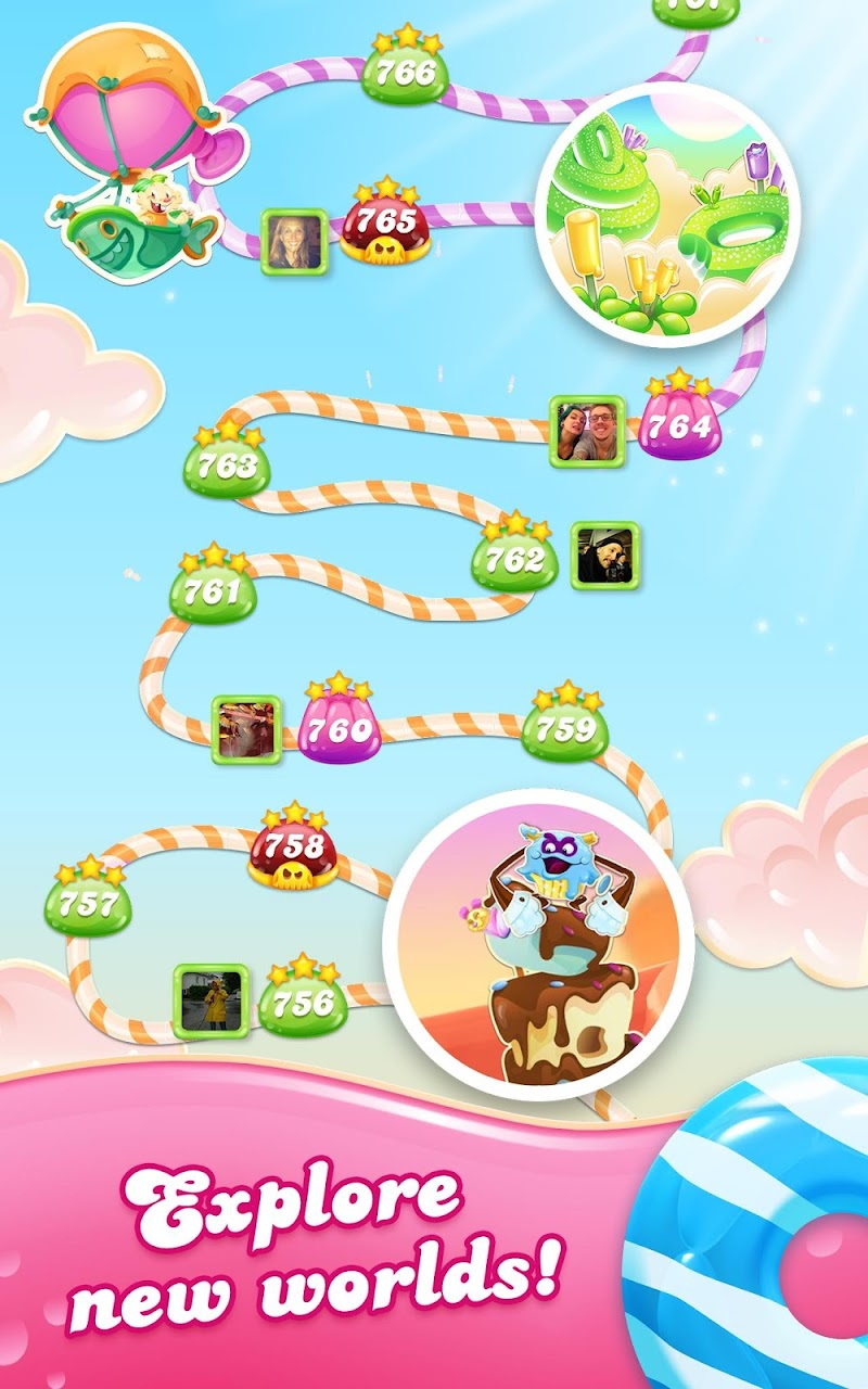 Candy Crush Jelly Saga Screenshot 9