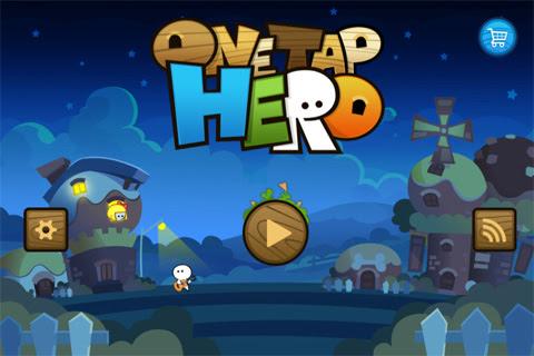 """One Tap Hero: Người hùng """"đa di năng"""" 1"""