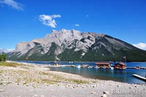 Banff_Lake Minnewanka1
