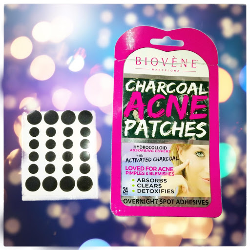 Charcoal Acne Patches GoBiovène Barcellona teresagranara