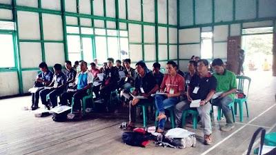 Pelatihan Petani Mendukung Perluasan Tanaman Karet di Daerah Perbatasan