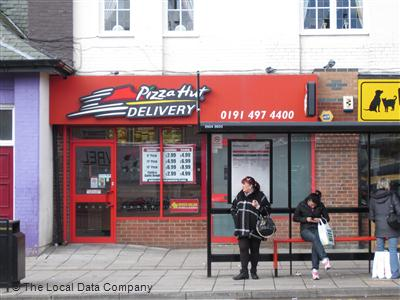 Pizza Hut Delivery On Sunderland Road Pizza Takeaway In