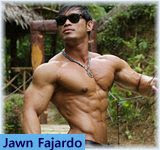 Jawn Fajardo - MuscleGallery, Hunk on the island of Boracay in the Philippines