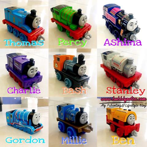 Thomas and Friends Berpisah Tiada!  2
