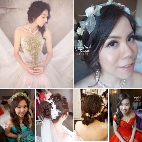 嘉義新娘秘書推薦|台北新娘秘書推薦|內湖新娘秘書推薦|新娘秘書推薦|新娘秘書雨晴|白紗|新娘髮型|新娘妝容|清新氣質妝感