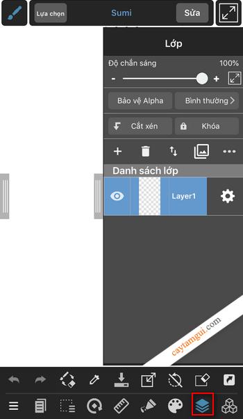 ứng dụng vẽ miễn phí tốt nhất trên iPhone, iPad
