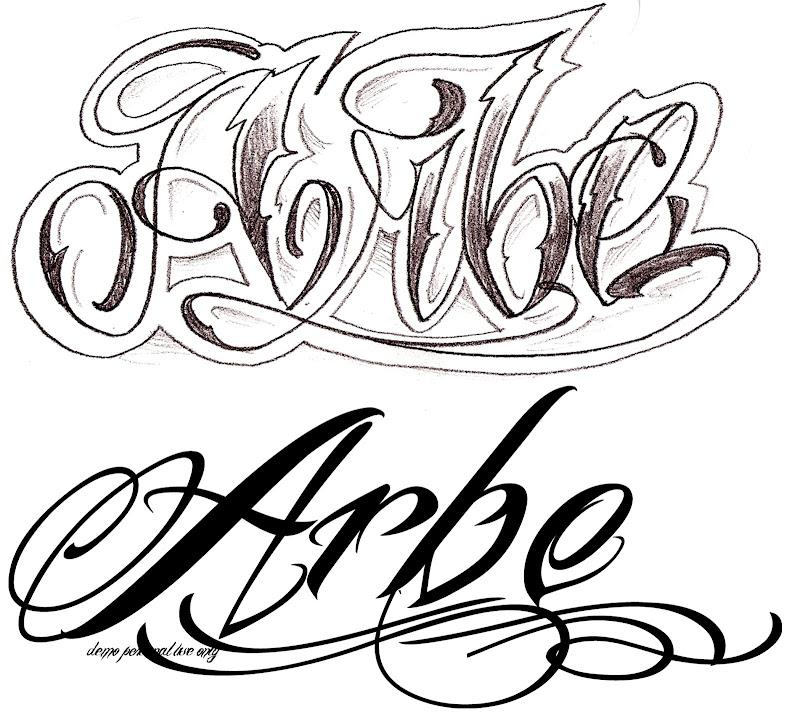 Bocetos para ARBE title=