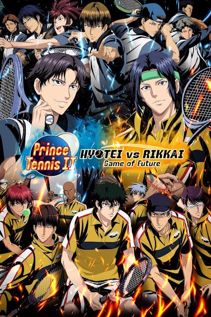 The Prince of Tennis II Hyotei vs Rikkai Game of Future