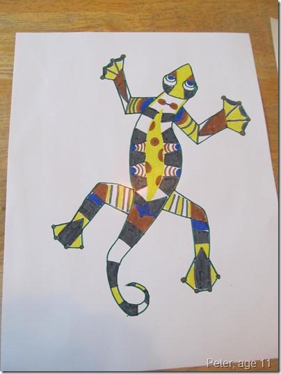 Haitian Gecko 3