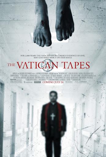 Βατικανό: Απόρρητοι Φάκελοι (The Vatican Tapes) Poster