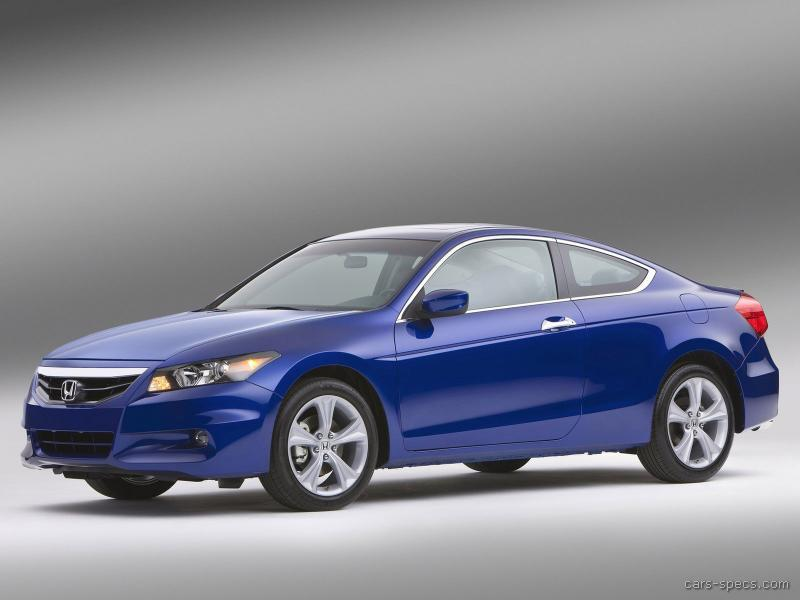 2008 Honda Accord Coupe Specifications Pictures Prices