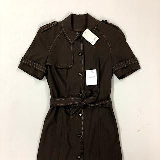 Escada NEW Shirt Dress