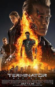 Kẻ Hủy Diệt 5 - Terminator Genisys poster