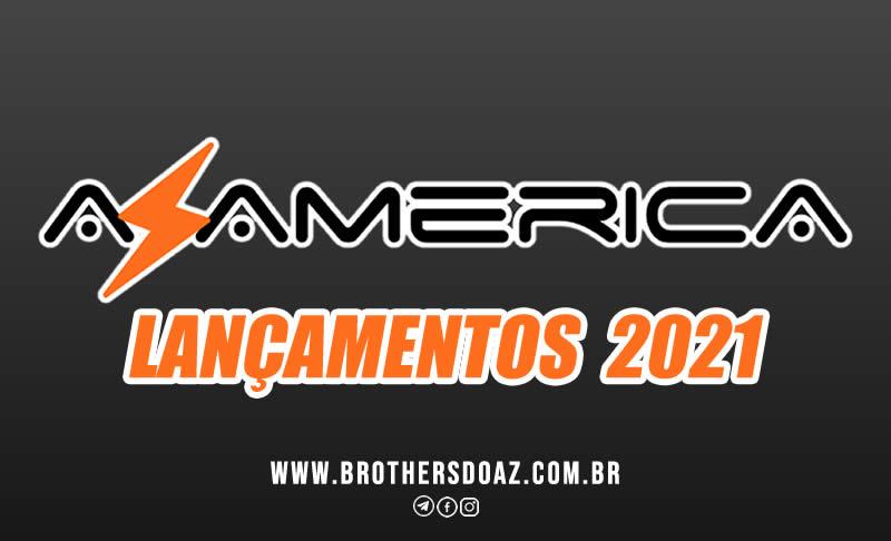Lançamento Azamerica 2021