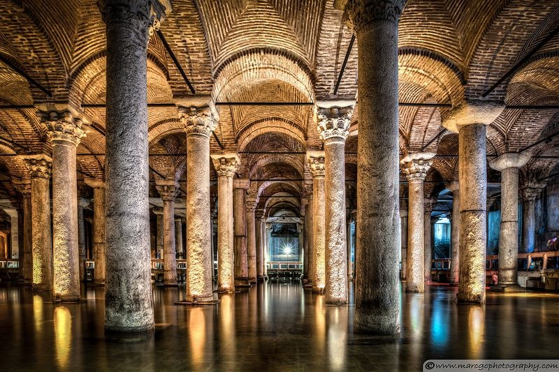 The Incredible Basilica Cistern of Istanbul