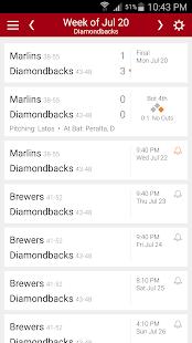 diamondbacks live score sport reddit