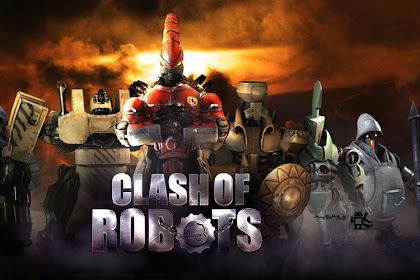 Clash Of Robots v2.7 Full Apk For Android