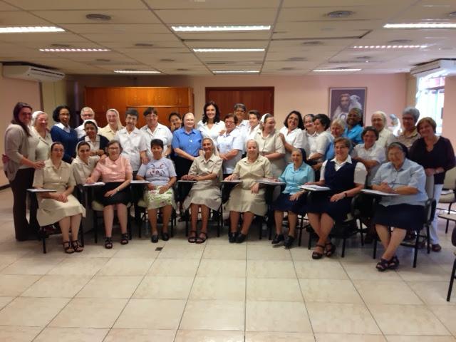 Mente Alerta I - Filhas da Caridade de Sao Vicente de Paulo - 2013
