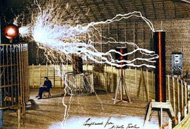Nikola Tesla e os Extraterrestres 05