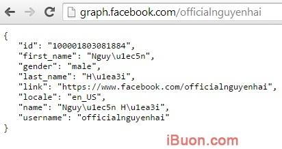 Ảnh mô phỏngXác định Id Facebook, địa chỉ facebook và Fanpage của bạn như thế nào? - xac-dinh-id-facebook-3