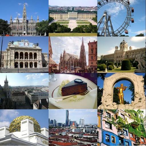 Viena: ciudad y capital de Austria