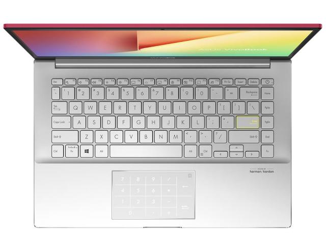 asus vivobook dengan intel core generasi ke-11