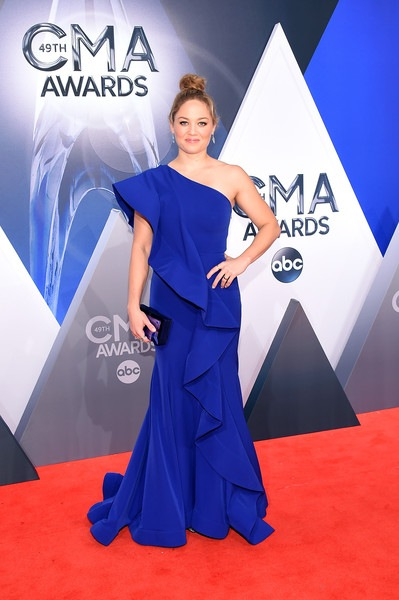 Erika Christensen attends the 49th annual CMA Awards