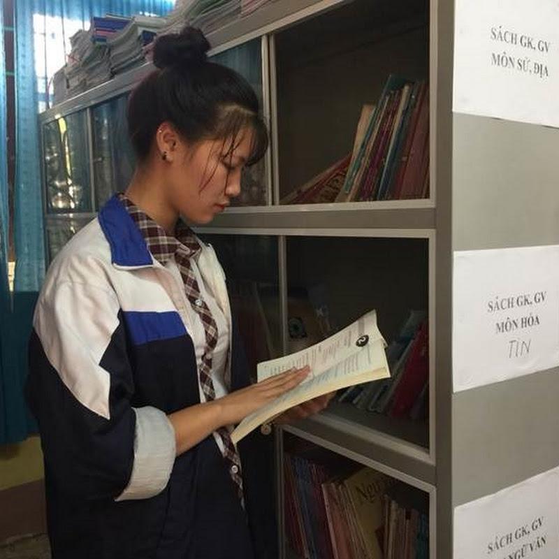 Thư viện sách với việc học tập của học sinh trường THPT Hiệp Hòa số 3