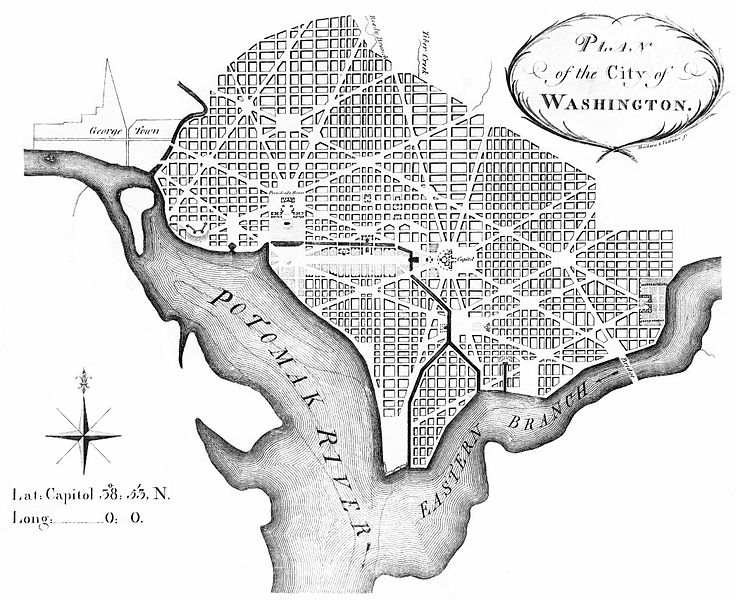 Freemasonry Reality Myth and Legend Planner of DC Street